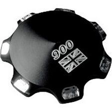Tankdeckel Union Jack schwarz für Triumph Bonneville Thruxton Scrambler