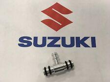 Suzuki Carb Fuel Tee,Nipple /Alum GS550, 13685-47040 '77-'79