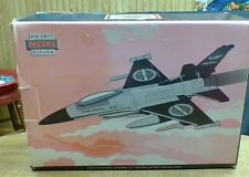 Harley Davidson Loockhead  F-16 Fighting Falcon Diecast Airplane Bank
