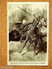 R&L Postcard: Lieutenant Bruyant Winning Legion of Honour, French Dragoons