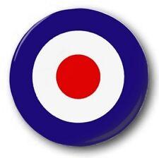 MOD TARGET SYMBOL - 1 inch / 25mm Button Badge - Weller Jam Who Northern Soul