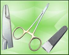 6 Mayo Hegar needle holder 20cm tungsten carbide tip medical surgical dental