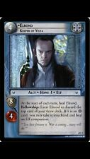 LORD OF THE RINGS TCG - 6R 15 Elrond Keeper Of Vilya - Decipher Lotr Tcg - Mint