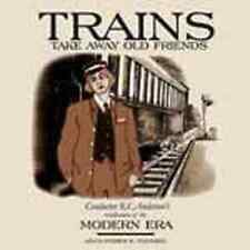 RYAN ANDERSON - TRAINS TAKE AWAY OLD FRIENDS - CD, 2006