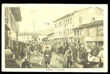 Albania Valona italia posta militare postcard 1817 SZI