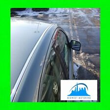 2006-2012 MERCURY MILAN CHROME ROOF TRIM MOLDINGS 2007 2008 2009 2010 2011 WRNTY