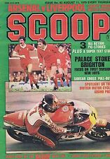 ARSENAL V LIVERPOOL / CRYSTAL PALACE / STOKE	Scoop	no.	82	Aug	11	1979