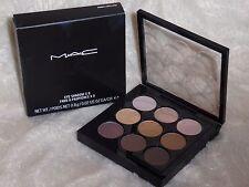 M.A.C. MAC Cosmetics Eye Shadow x 9 Amber Times Nine .02 oz / 0.8 g ea NEW NIB