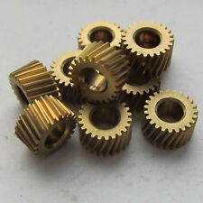 10PCS Brass Gear for Steampunk, Altered Art (u342)