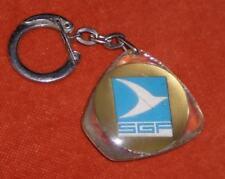 Porte-clé Key chain SGF Sté Générale de Fonderie Chappée Jacob  delafon Becuwe