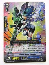 Vanguard Cards: TEAR KNIGHT, VALERIA BT08 RR # 1G12