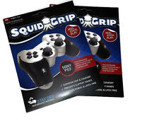 SquidGrip PS3 2 Pack, Plus 2 FREE Sets of Thumb Grips no controller