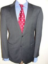 LUXURY MEN  PAUL COSTELLOE  GREY  SUIT 40R  (50R EUR) W32 x L28.5