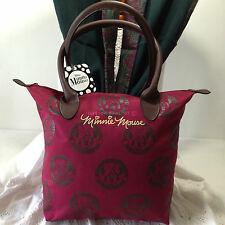 DISNEY MINNIE MOUSE Handbag Clutch Purse Tote Shopper Bag W 38 x H 27 cm (M).