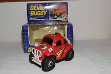 UNIMAX VW VOLKSWAGEN BEETLE KAFER DEVIL BUGGY 4X4 RED NEAR MINT BOXED