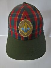 Boy Scouts WEBELOS CAP M/L Twill CUB SCOUTING Uniform Snapback