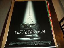 Original Movie Poster Mary Shelley's FRANKENSTEIN