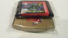 100 New Resealable Protective Plastic Sleeves / Bags for N64 Cartridges