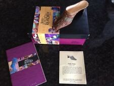 New Just The Right Shoe Pretty Penny #25105 by Raine -Mint in Box with Paperwork