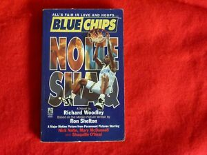 Blue Chips: A Novel by Richard Woodley (Paperback, 1994)