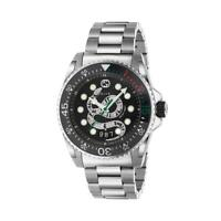 Gucci YA136218 Dive 40MM Men's Stainless Steel Watch