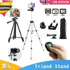 UK Tripod Stand Mount Holder For Digital Camera Camcorder Phone iPhone DSLR SLR