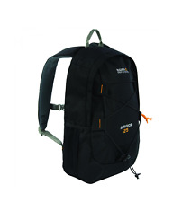 Regatta Survivor III 25 Litre Rucksack Daysack Backpack EU140/800 Black NEW