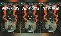 DARK NIGHTS DEATH METAL RISE OF THE NEW GOD #1  ~DC ~ 3 COPIES ~ PRESALE 10/27