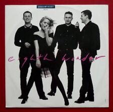 """Eighth Wonder-Cross My Heart (1988 3 TRK 12"""" solo en PS) Patsy Kensit"""