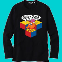 80s Video Game Geek Nerd S Retro Arcade Black Pullover Hoodie Sweatshirt 3XL