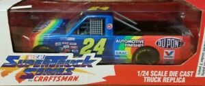 Racing Champions #24 DuPont 1995 Nascar SuperTruck Series by Craftsman Collect..