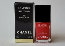 CHANEL Le Vernis Nail Polish 129 IMAGE ROSE (New with Box, made in US)