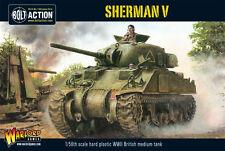 Warlord Games Perno acción nuevo y en caja Sherman V (plástico Box Set) WGB-BI-502