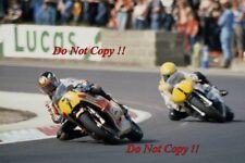 Barry Sheene Suzuki RG500 British Grand Prix 1979 Photograph 1