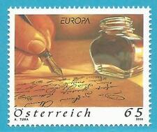 Österreich aus 2008 ** postfrisch MiNr.2752 - Europa: Der Brief!