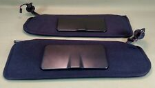 Sun Visors,C5 Corvette,1997-2004,Pair,Sun Shades,New,updated
