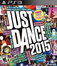 Just Dance 2015 (PlayStation 3, PS Move, Ubisoft) PS3 Brand New *bonus DLC*