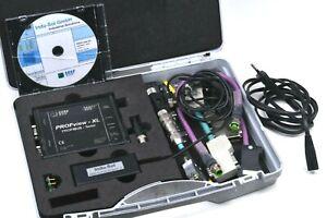 Indu-Sol PROFview-XL Profibus 010149 Leistungstester Diagnose-Koffer 10-36V