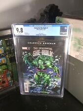 Immortal She-Hulk #1 - CGC 9.8 (Marvel Comics, 2020) Cover A
