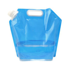 Collapsible Foldable Reusable Water Bottle Bag Carrier For Camping Outdoor Sport
