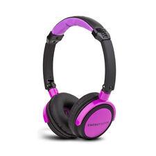 Energy Sistem auricular DJ 400 Negro/violeta