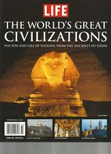 Magazine - LIFE:  The World's Great Civilizations - The Rise and Fall of Nations
