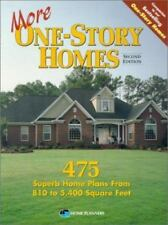 Home Plans: More One-Story Homes : 475 Superb Home Plans from 810 to 5,400 Squa…