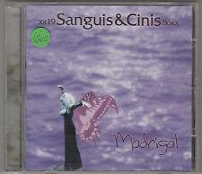 SANGUIS & CINIS - madrigal CD