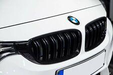 Für BMW F30 F31 M M3 Nieren Kühlergrill Grill Matt Schwarz Limo Performance-
