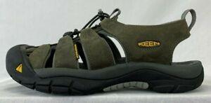 Keen Men's Newport Water Shoe 1010122 Color: Neutral Gray/Gargoyle Size: 11