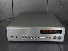 YAMAHA NATURAL SOUND STEREO TUNER TX-10 mit RDS. vintage Legend!