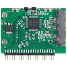 Raccomandata P. - Adattatore convertitore da mSATA Mini PCI-E SSD F a 5V 2.5' 44