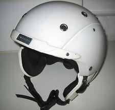 Indigo Casque Ski/Snowboard Blanc L/XL