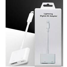 Lightning to Digital AV TV HDMI Cable Adapter For Iphone 6 6s 7 Plus 8 X Ipad